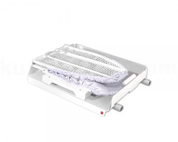 Hailo Wäscheschrank 3271401 Laundry Area LA Slide Bügeltisch klappbar