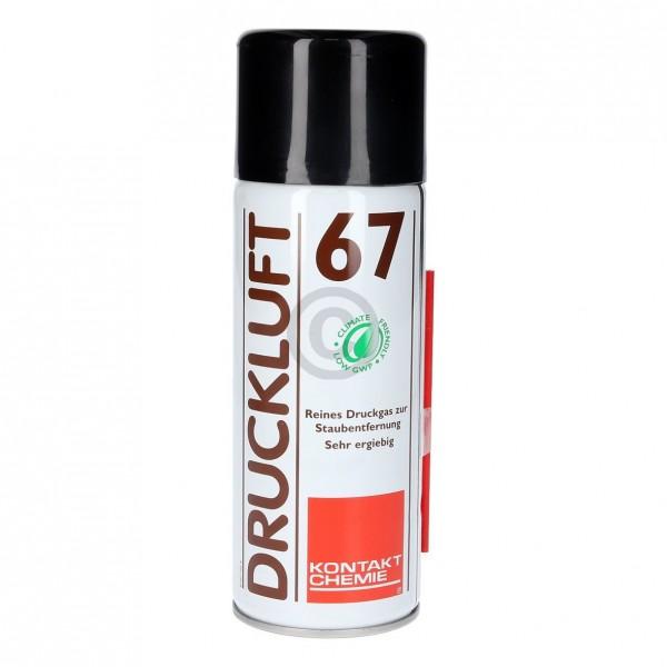 Kontakt-Chemie CRC Spray 33167 Druckluft67 400ml