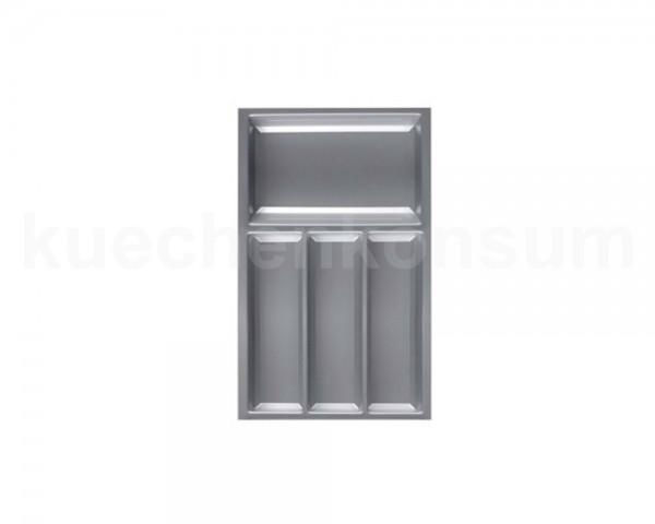Besteckeinsatz MOVE für 40er Schublade 292 x 473,5 mm Kunststoff