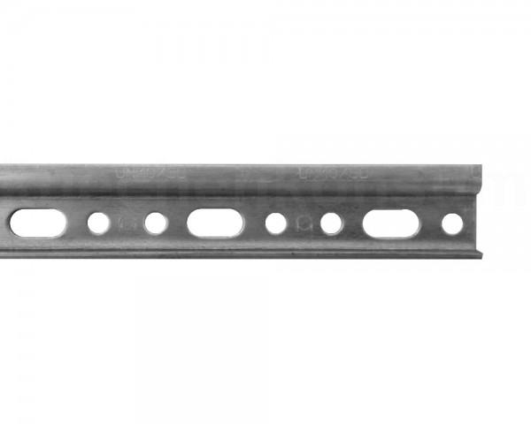 Aufhängeschiene für Küchen-Hängeschränke 200cm verzinkt