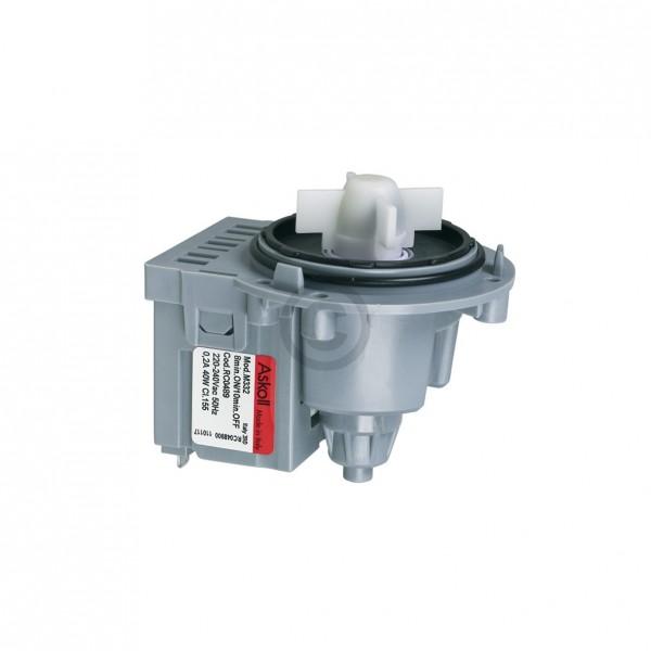 Indesit Ablaufpumpe C00144997 Pumpenmotor Askoll für Waschmaschine