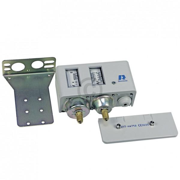 Eliwell Druckschalter Hochdruck/Niederdruck kombiniert O17-H4759 Ranco
