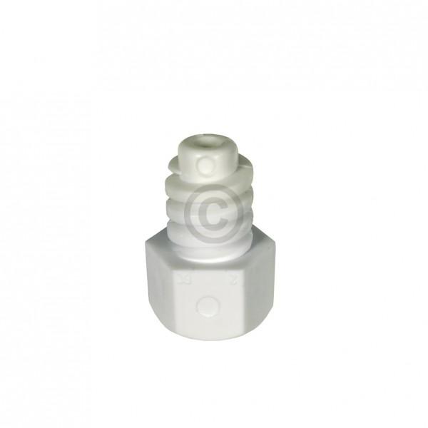 Electrolux Gerätefuß Einstellfuß Electrolux 125011902/9 weiß 40 mm für Geschirrspüler Trockner