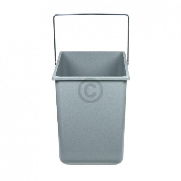 Hailo Inneneimer 316x226x286mm 18 Liter Hailo 1094079 hellgrau für Einbau-Abfallsammlersystem