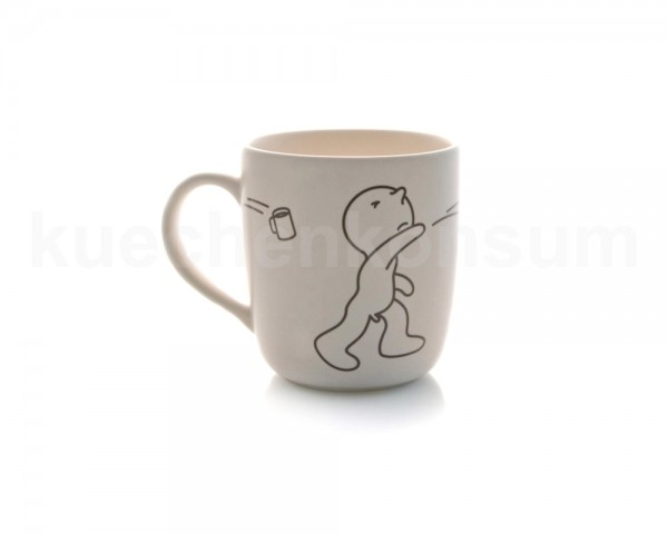 Kaffeebecher Mr. P Mug Boomerang - Tasse