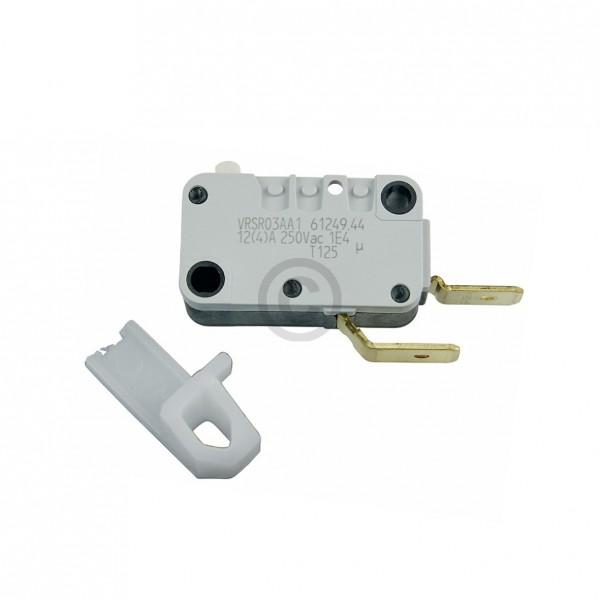 Europart Mikroschalter Bauknecht 481927138069 mit Schalthebel für Dunstabzugshaube