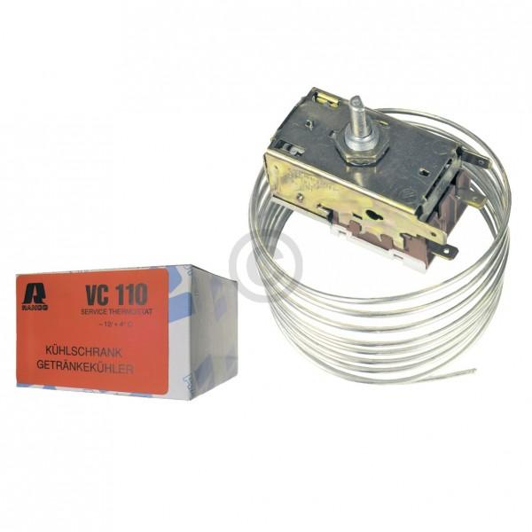 Europart Thermostat Ranco VC110 K50-H1108 Universal für Kühlschrank 1Stern und Flaschenkühler