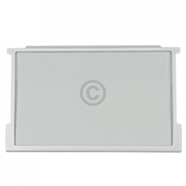 Gorenje Glasplatte gorenje 163336 465x300 mm für Lebensmittelfach Kühlschrank
