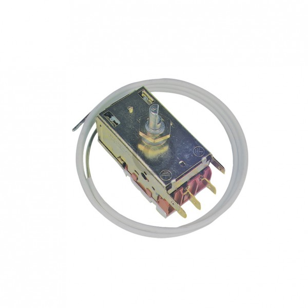 Europart Thermostat K59-L1119 Ranco 2250mm Kapillarrohr 3x6,3mm AMP