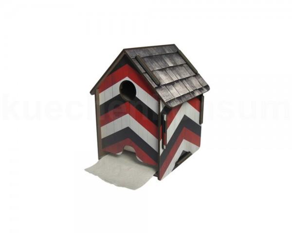 Werkhaus ToPa Haus PP5105 Grenzhütte WC-Rollenhalter