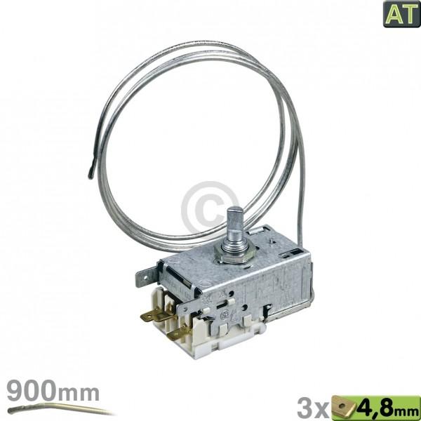 Europart Thermostat K59-H1300 Ranco 900mm Kapillarrohr 3x4,8mm AMP