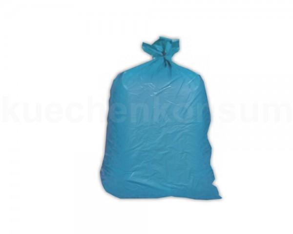 Hailo Müllbeutel B 600 x 850 mm blau für Big Box
