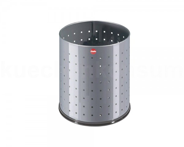 Hailo Papierkorb ProfiLine Basket 15 Liter im Lochdesign