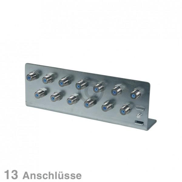 Europart Erdungswinkel für Koaxkabel 13-fach