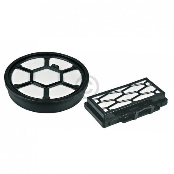 DirtDevil Filter Motorschutzfilter Abluftfilter Set Dirt Devil 2324001 für Staubsauger