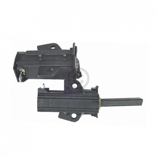 Europart Kohlen mit Halter 4,8mmAMP für Sole ZEM Motor wie Zanussi 5022658800/7