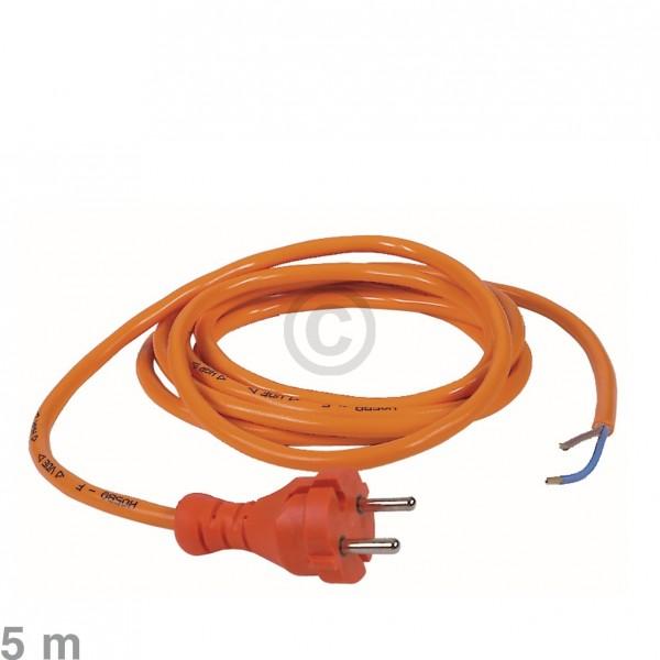 Europart Kabel Kleingeräte Werkzeug Anschlusskabel 5m